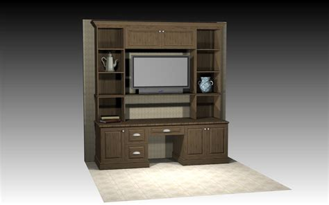entertainment center with computer desk rcc picture gallery