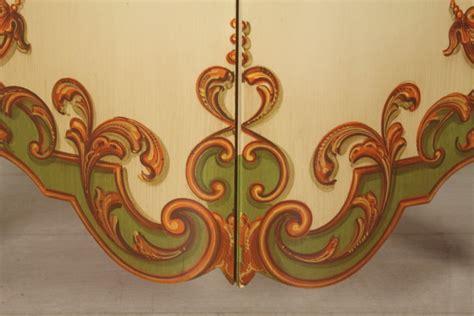 credenza decorata credenza decorata mobili in stile bottega 900
