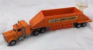 Wheels Semi Truck Trailer Wheels Steering Rig Gmc Bob S Sand Gravel Tractor