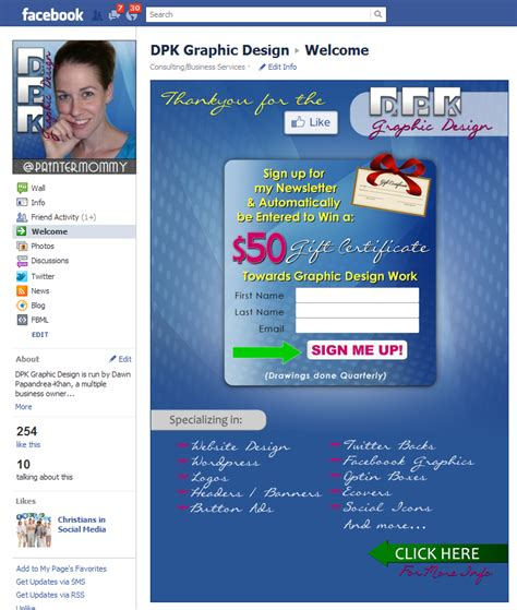 facebook welcome page templates images templates design