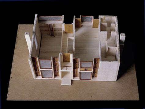 esherick house data  plans wikiarquitectura
