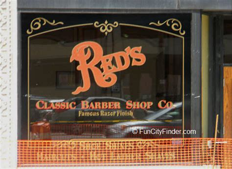 barber downtown indianapolis red s classic barber shop photos and pictures funcityfinder