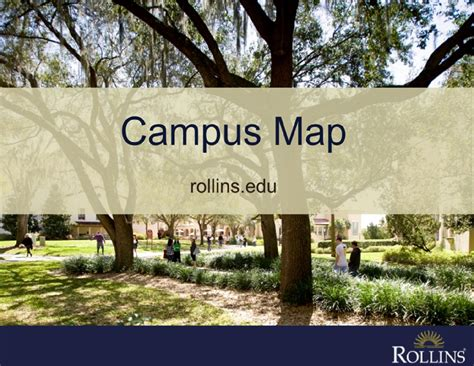Rollins Mba Internships by Issuu Rollins College Map By Rollins College