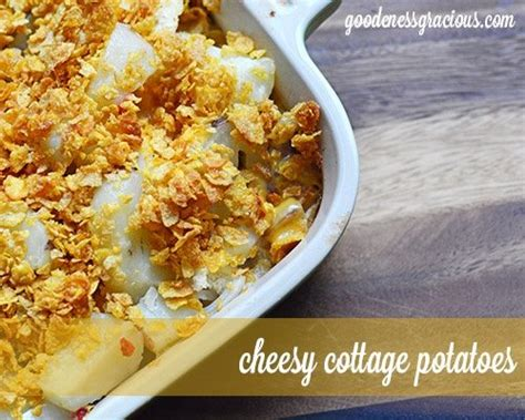 Cottage Potatoes Recipe by Cheesy Potatoes Ii Recipes Cheesy Potatoes Ii Recipe