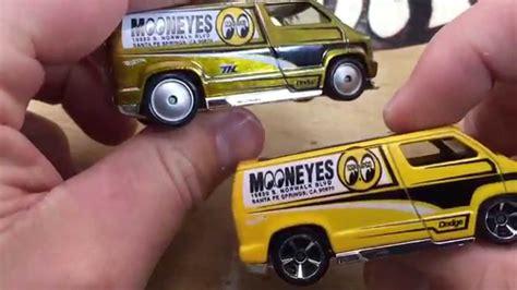 Hotwheels Reguler 8 wheels 2015 f treasure hunt custom 77 dodge