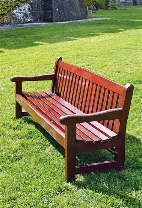 Wood Bench Plans Free