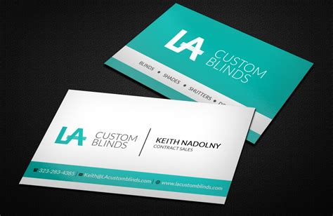 calling card website template la custom blinds business card luxurious web design
