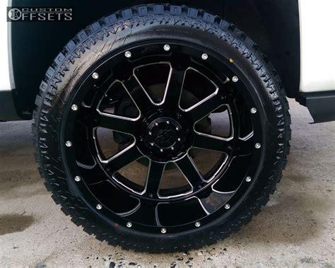 big alloy wheels 2016 chevrolet silverado 1500 gear alloy big block