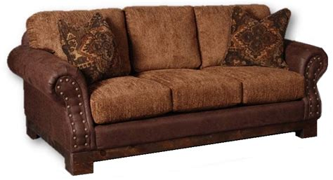 Rustic Sofas by Bradley S Furniture Etc Intermountain Sofas And Sleepers