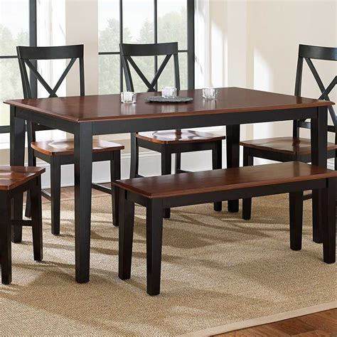 kingston dining room table vendor 3985 kingston nt3660tk casual rectangular dining