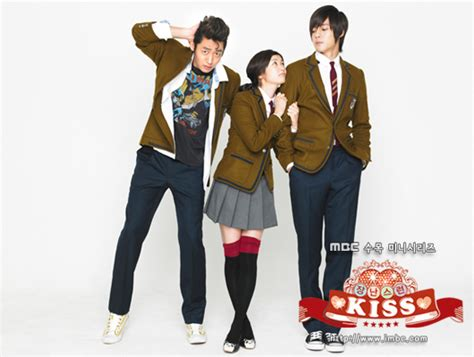 film drama naughty kiss 187 mischievous kiss playful kiss 187 korean drama