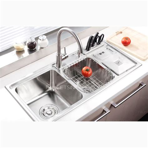 practical sinks stainless steel kitchen sinks with