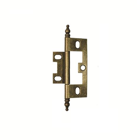hickory hardware 2 1 2 in x 1 1 2 in antique brass