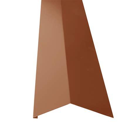 bauhaus dachrinne sch 252 rze f 252 r dachrinne pp12 terrakotta l 228 nge 100 cm