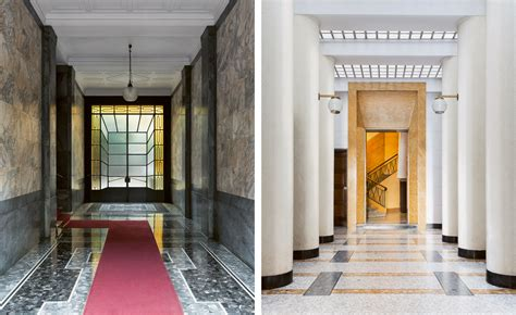 libro entryways of milan making an entrance milan s sumptuous modernist hallways wallpaper