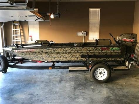 used havoc duck boats for sale havoc boats for sale