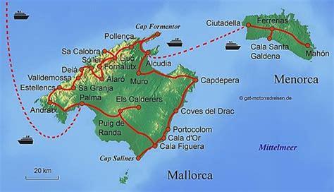 Motorradreisen Mallorca by Motorradreise Mallorca Gef 252 Hrte Motorradtouren
