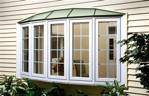 window bow vinyl bow windows harvey building products
