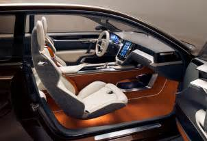 interior concept volvo concept estate interior car body design