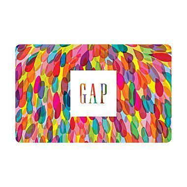 Gap Gift Cards - 20 off gap baby gap old navy banana republic athleta