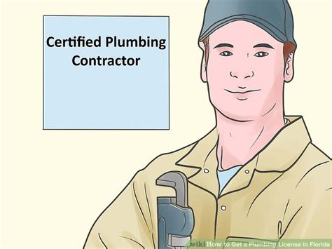 Plumbing License Florida by How To Get A Plumbing License In Florida 10 Steps With