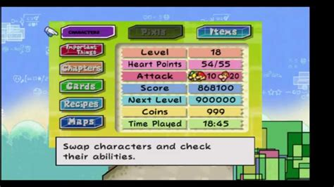Paper Mario The Thousand Year Door Recipes by 85 Paper Mario The Thousand Year Door Recipes 029 Paper Mario The Thousand Year Door 100