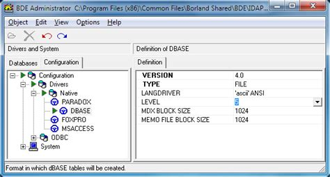 Borland Spreadsheet by Borland Database Driver Commercebriefb