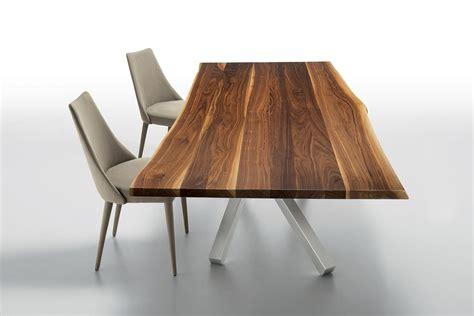 outlet sedie manzano pechino tavolo fisso midj in metallo e legno massello