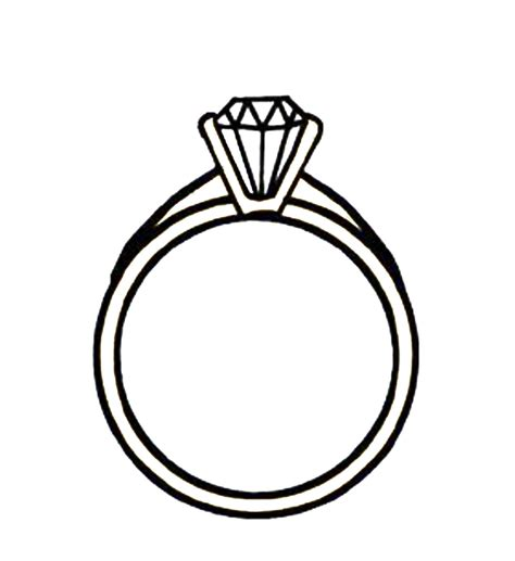 Wedding Rings Clip Free by Best Engagement Ring Clipart 2839 Clipartion