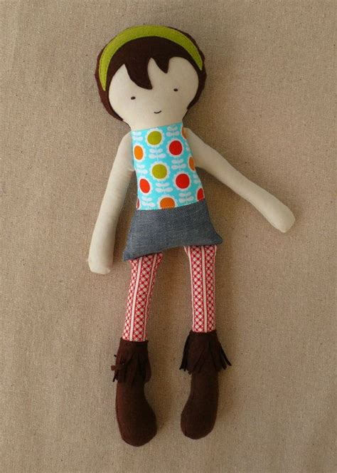 Handmade Doll Tutorial - 17 best ideas about apple dolls on diy doll