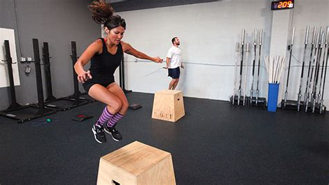 Box Jump 4 Steps To Creating A High Intensity Interval
