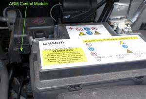 Kia Picanto Battery Agm Batteries And Isg Information