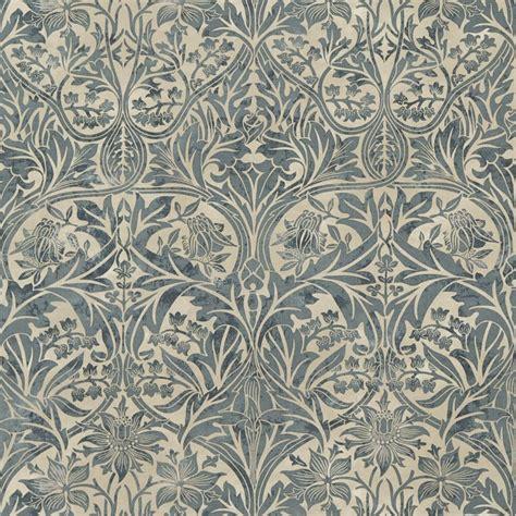 design wallpaper online uk bluebell fabric sea green vellum 220329 william