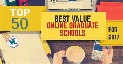 Best Value Mba 2017 by Top 50 Best Value Graduate Schools Value Colleges