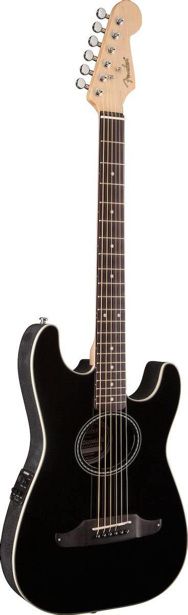 Nut Electric Metal Stratocaster Black fender standard stratacoustic v2 black acoustic electric