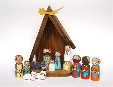 nativity sets childrens nativity set for nativity set by
