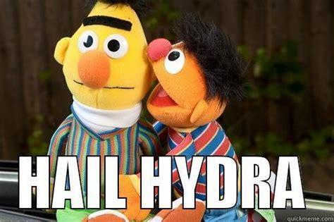 Hail Hydra Meme - the 10 best hail hydra movie and tv memes ign