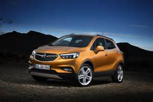 Mokka Opel Opel Mokka X Revealed Gm Authority
