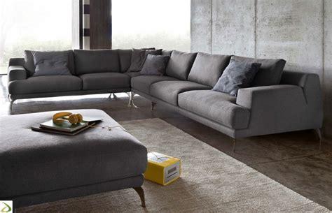 divani ad angolo in tessuto divano moderno da salotto retof arredo design