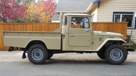 Toyota Fj45 For Sale For Sale 1977 Toyota Fj45 Land Cruiser Grab A Wrench