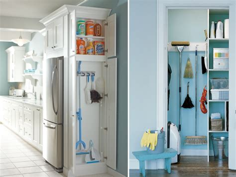 cleaning closet ideas broom closet organization ideas hometalk