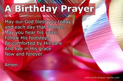 Birthday Prayer For by Birthday Wishes And Prayers For Member Of Family Happy