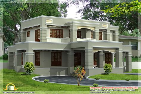 Kerala House Plans And Elevations Keralahouseplanner Com » Home Design 2017