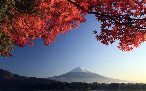 mountain nature japan mount fuji landscape wallpapers