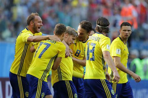 mondiali 2018 svezia svizzera 1 0 svedesi ai quarti