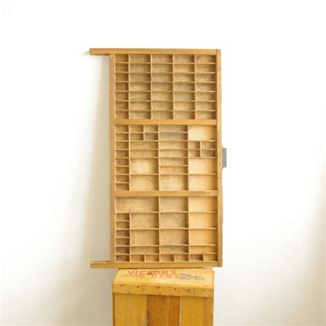 Letterpress Drawers by 1000 Ideas About Letterpress Drawer On