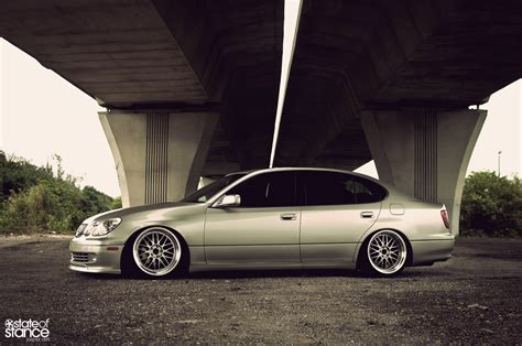 lexus gs300 stance minimalistic gs300 state of stance