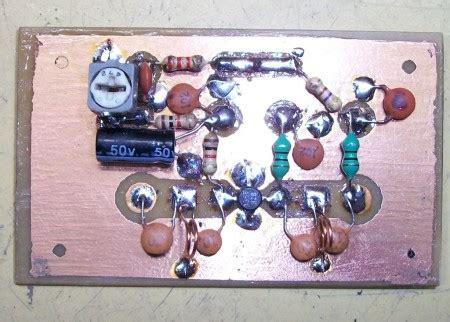 wideband dtv uhf antenna tv amplifier circuit