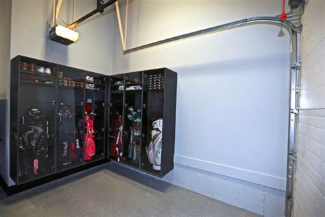 Golf Storage Rack Garage by Golfclub Racks