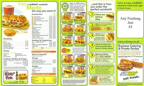 printable subway coupons uk guest post a footlong is not a measurement of length